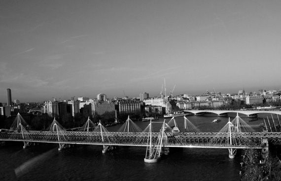 Vol en London Eye 10 octobre 2008, Londres, Grande Bretagne