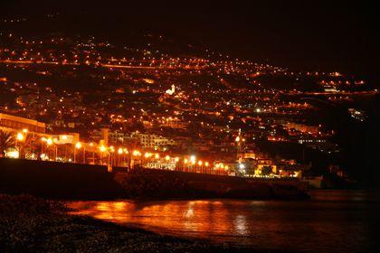 Novembre 2007, voyage de 12 jours   à Madère la belle île Portuguaise au large des côtes Marocaines