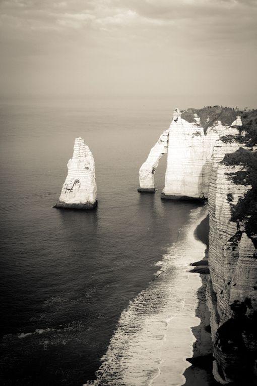 Album - falaises-Normandes