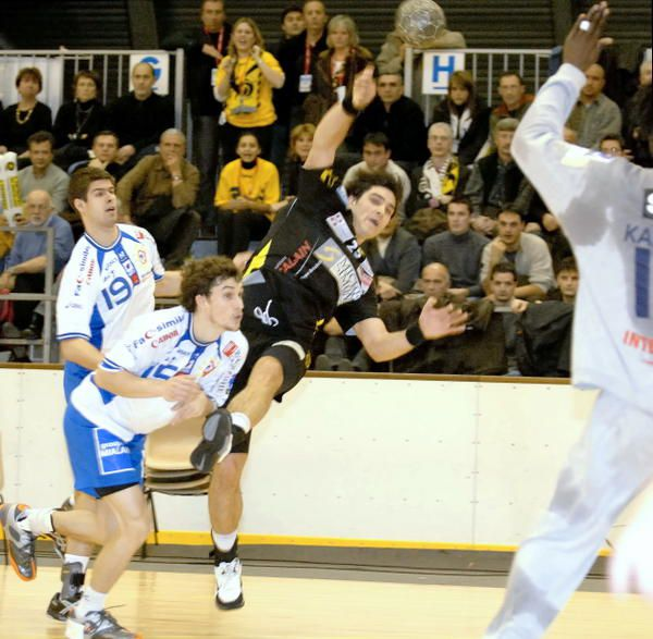 Album - d1-chambery-montpellier-18-12-2006