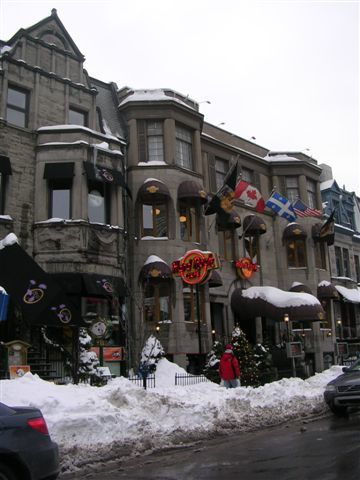 MONTREAL 2008