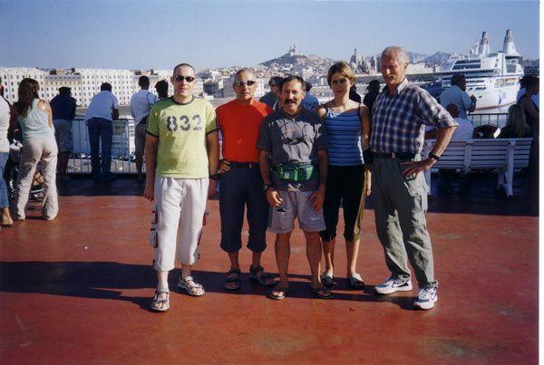 GR 20 Le Voyage Toulouse Porto Vecchio