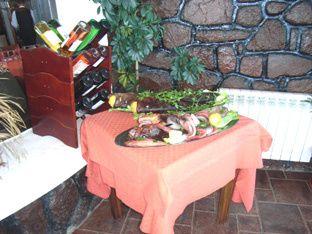 arzew la fontaine des gazelles et et le restaurant des gazelles...inoubliable