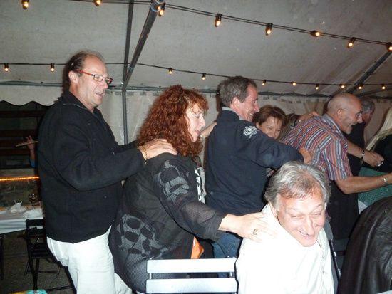 La grande fete de Vernaux avec l'Orchestre De MichelLe Pèlerin