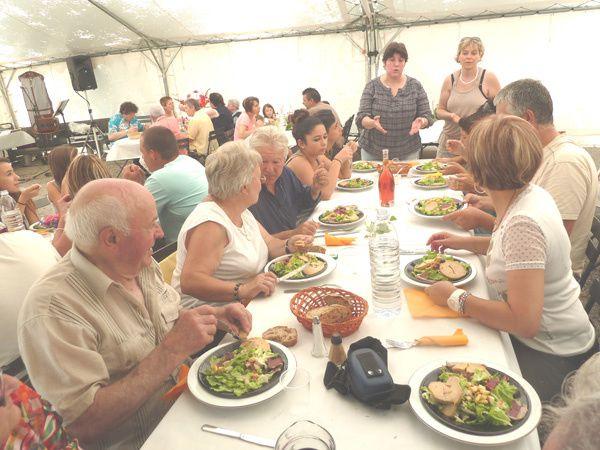 Fete annuelle de Vebre en AriegeLe Pèlerin