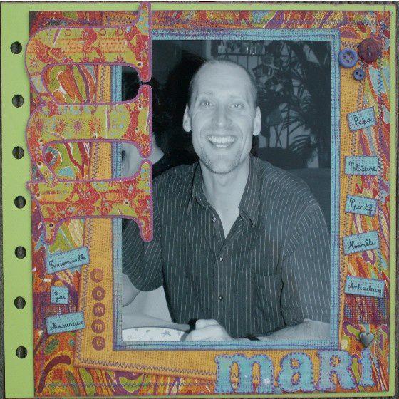 <p>Voici la couverture de mon album ABC un book of me .Les lettres vont venir&nbsp&#x3B;se rajouter au fur et &agrave&#x3B; mesure au rythme de 2 lettres par mois.</p>