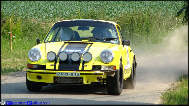 Album - Geko Ypres rally 2010