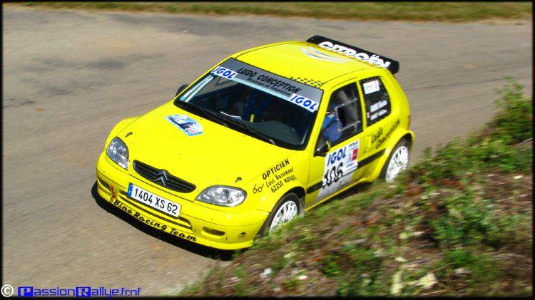 Album - Rallye d'Abbeville - Baie de Somme 2010