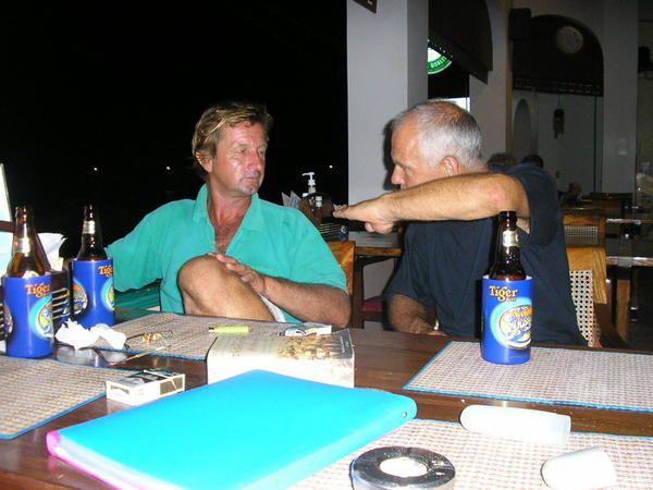 Croisi&egrave&#x3B;re en mer d'Andaman
