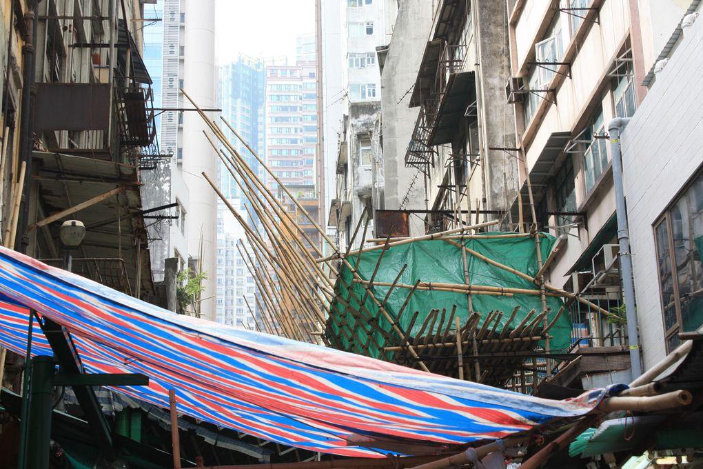 Hong Kong littéralement: «port aux parfums», Région administrative spéciale de Hong Kong de la République populaire de Chine, est  la plus peuplée des deux régions administratives spéciales, l'autre étant Macao.Photos: CRIVAT 2011
