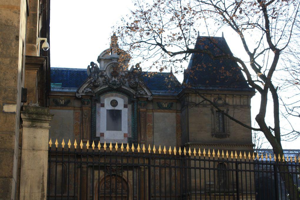 Promenade d'hiver dans le jardin du Luxembourg à ParisPhotos: Emmanuel CRIVAT 2011
