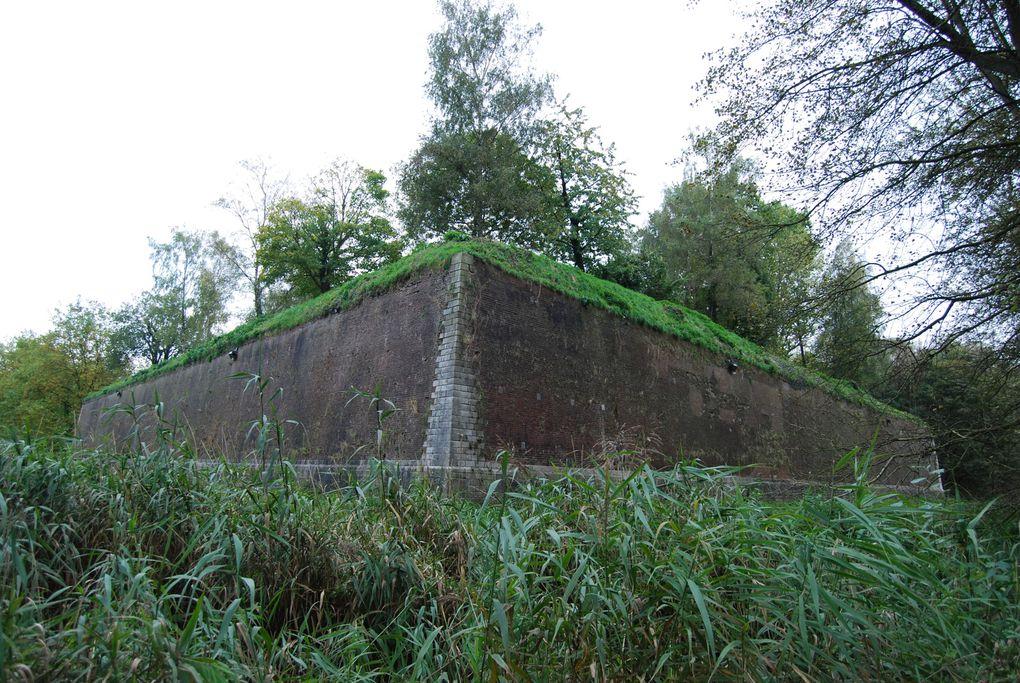 La citadelle de Lille est un ouvrage militaire bâti au 17ème siècle. Baptisée par Vauban lui-même la «Reine des citadelles»Photos: Emmanuel CRIVAT (2008)