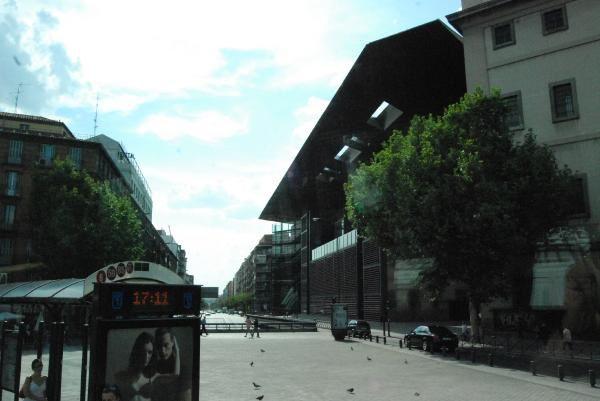 Madrid (Espagne)Photos: E.CRIVAT 2008