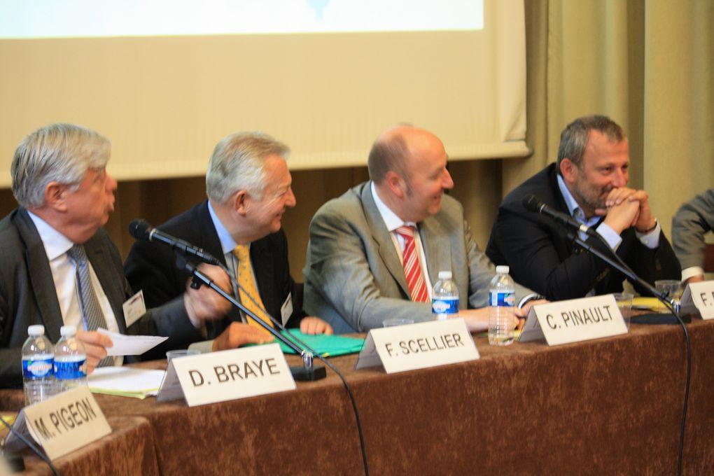 Rencontres Parlementaires sur le Logement, jeudi 10 juin 2010&#x3B;Photos: Emmanuel CRIVAT