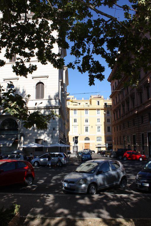 Rome, ItalieAoût 2010.Photos: Emmanuel CRIVAT