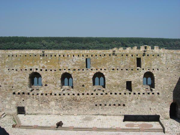 Smederevo, Serbie, forteresse au bord du DanubePhotos: ©Emmanuel CRIVAT (08/2007)