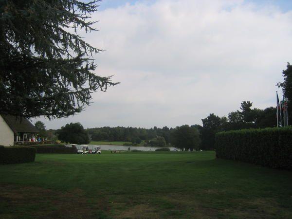 Golf International BarrièreLa BaulePhotos et croquis: © Emmanuel CRIVAT (16/09/06)