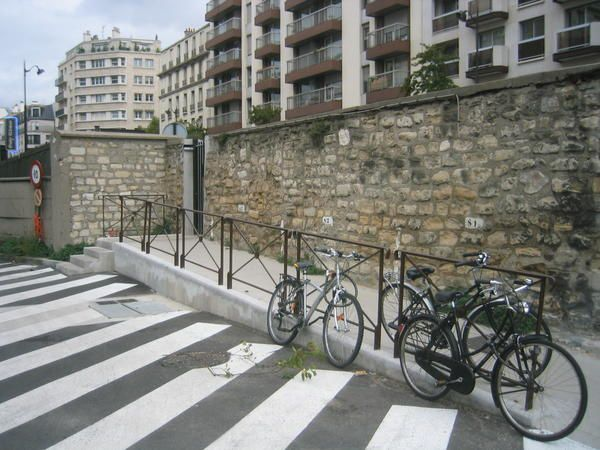 Parc Clichy BatignollesPhotos:©Emmanuel.CRIVAT