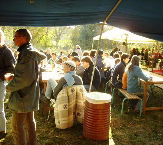 <p>Four à pain samedi 4/11/2006</p>