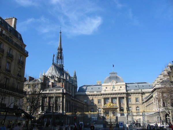 La basilique Saint Denis &amp&#x3B; la Sainte Chapelle