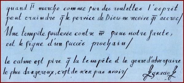 les paroles d'Inigo caligraphi&eacute&#x3B;es en fran&ccedil&#x3B;ais selon son &eacute&#x3B;criture