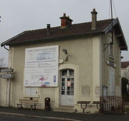 Album - Gare de l'Abbaye