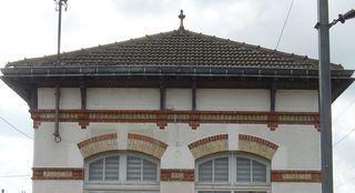 Photos de l'ancienne gare de l'All&eacute&#x3B;e de la Tour - Rendez-vous, situ&eacute&#x3B;e &agrave&#x3B; Villemomble, &agrave&#x3B; la limites des communes de Pavillons-sous-Bois et du Raincy.