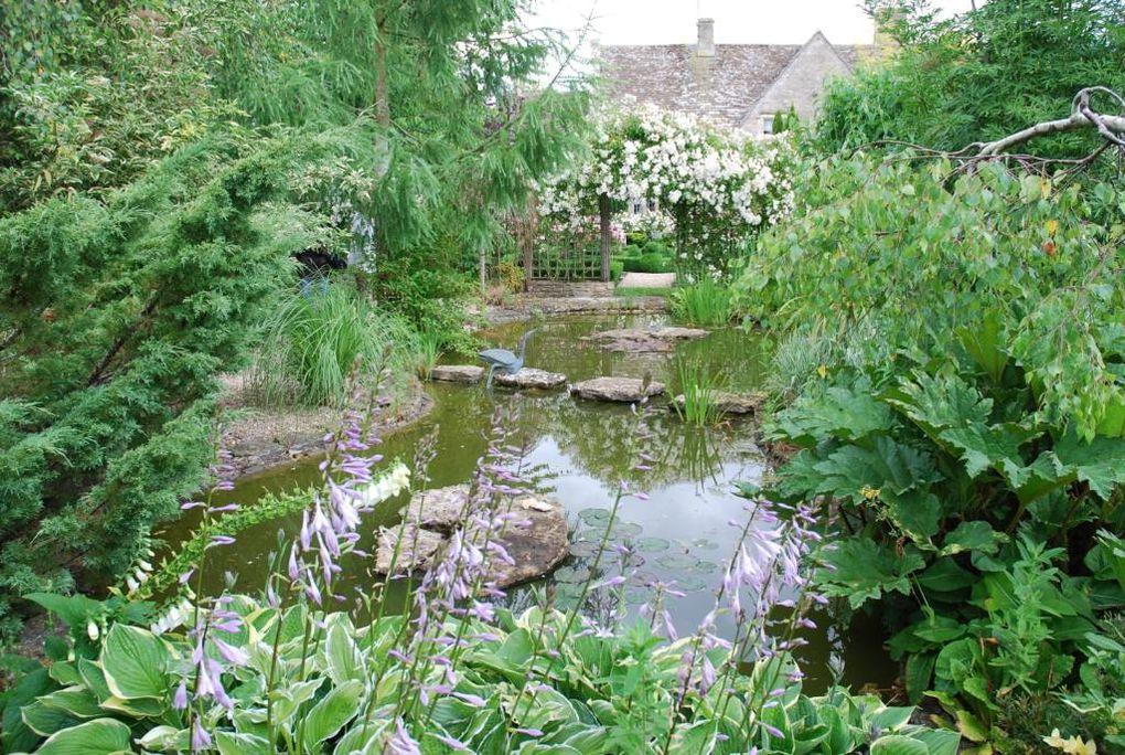 voyage avec l'association l'apja (Amis des plantes et jardins d'Auffargis) été 2008