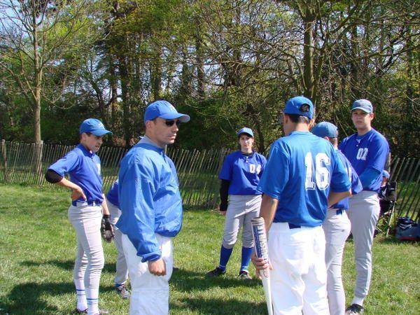 Album - 2007/04/07   Cadets B vs PUC 2