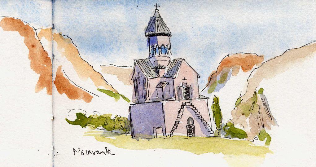 Voyage en Arménie septembre 2009