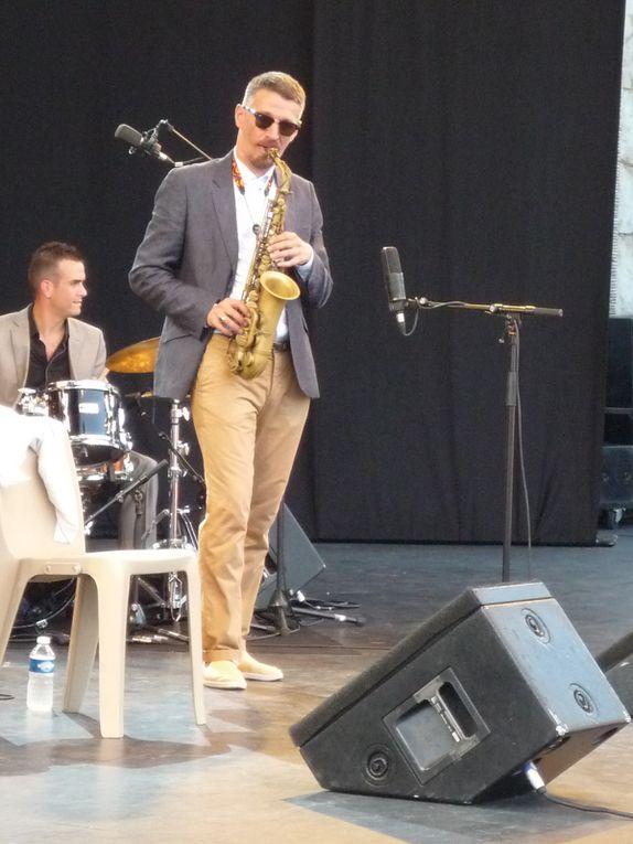 Nice Jazz Festival, 11 juillet 2012Photos Jean-Louis Lemarchand