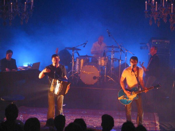 """<a href=""""http://live blankass""""><span style=""""font-weight: bold&#x3B;"""">Enregistrement du disque live des Blankass &agrave&#x3B; Chateaubriant le 14 avril 2007</span></a>"""