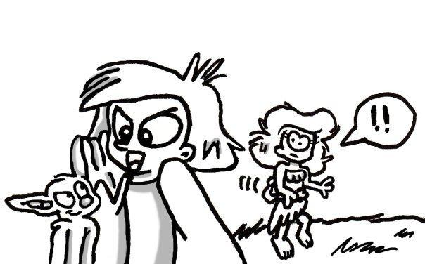 <p>Ce sont des dessins des personnages que j'ai cr&eacute&#x3B;&eacute&#x3B;s:</p><p><br /></p>