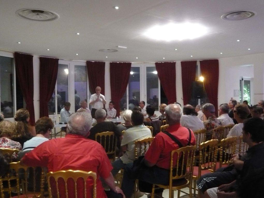 Retour en photos sur la réunion publique de DA83 avec Jean-Louis Bianco à La Seyne-sur-Mer, le mercredi 9 octobre 2009.