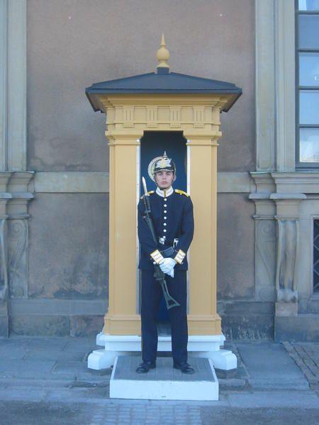 La capitale suédoise, qui vraiment est sympa à voir.