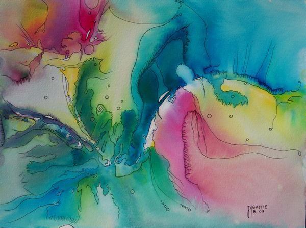 Album - Encres-abstraites