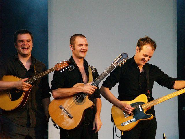 Festival de Monjoux 2007 - Thonon les bains - Concert Debout sur le zinc