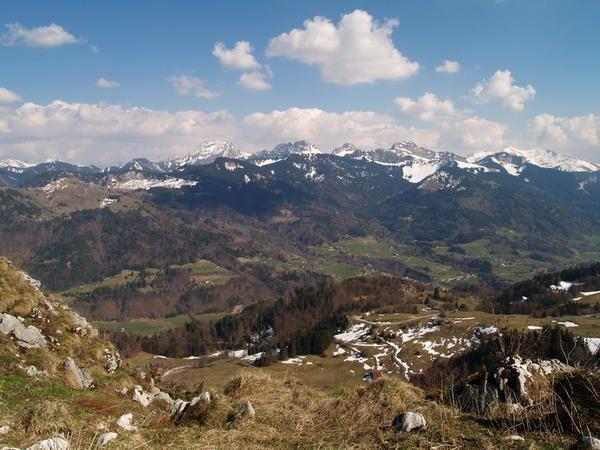 Paysages de France, vue d'ensemble de sites, de l'étendue du pays. Photos représentant la nature, et des sites naturels.