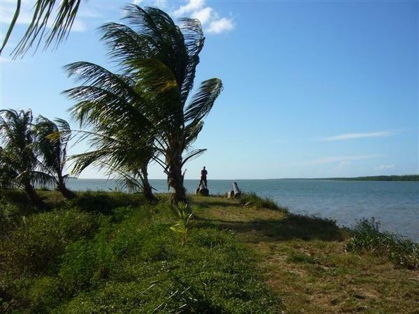 3 jours et 2 nuits &agrave&#x3B; Paramaribo, capitale du Suriname...