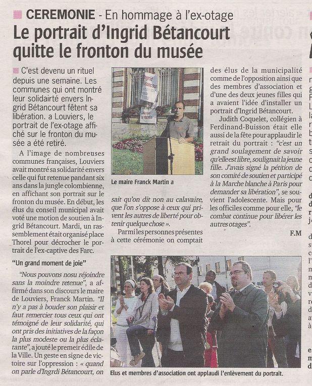 <p>Les parutions dans la presse locale de G&eacute&#x3B;n&eacute&#x3B;ration Ecologie Normandie</p>