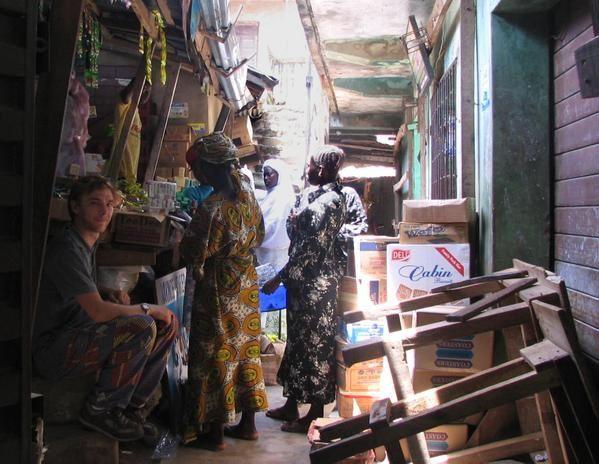 Qques photos d'un we a Abeokuta, en pays Yoruba, avec Luis, Sophie et Gbenga.