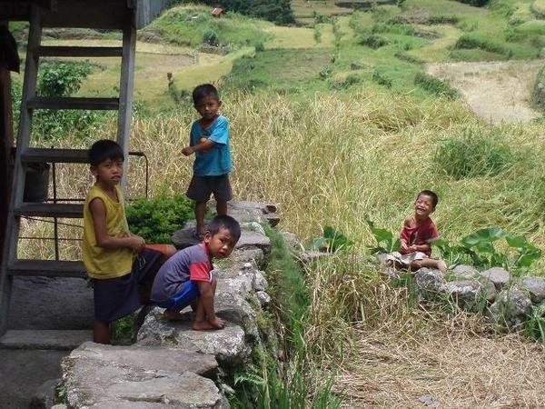 Les rizieres en terrasses de Banaue, des paysages a couper le souffle !