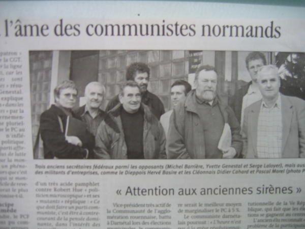Album - Assemblée générale avril 2006