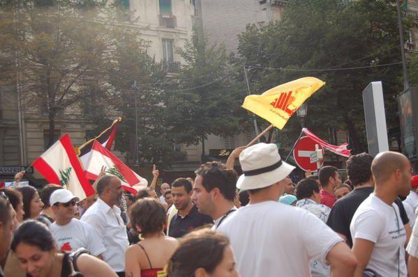 5. Album photo sur l'été meurtrier au Liban