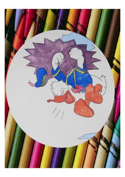 au gré de mes humeurs je voyage entre crayons, peinture, aquarelle, pastels... aahhh vivement la retraite lol