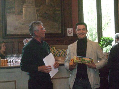 Première compétition de la saison golfique 2009