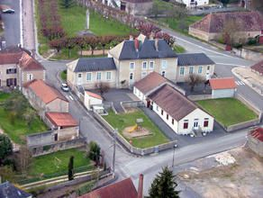 Le village d'Antigny