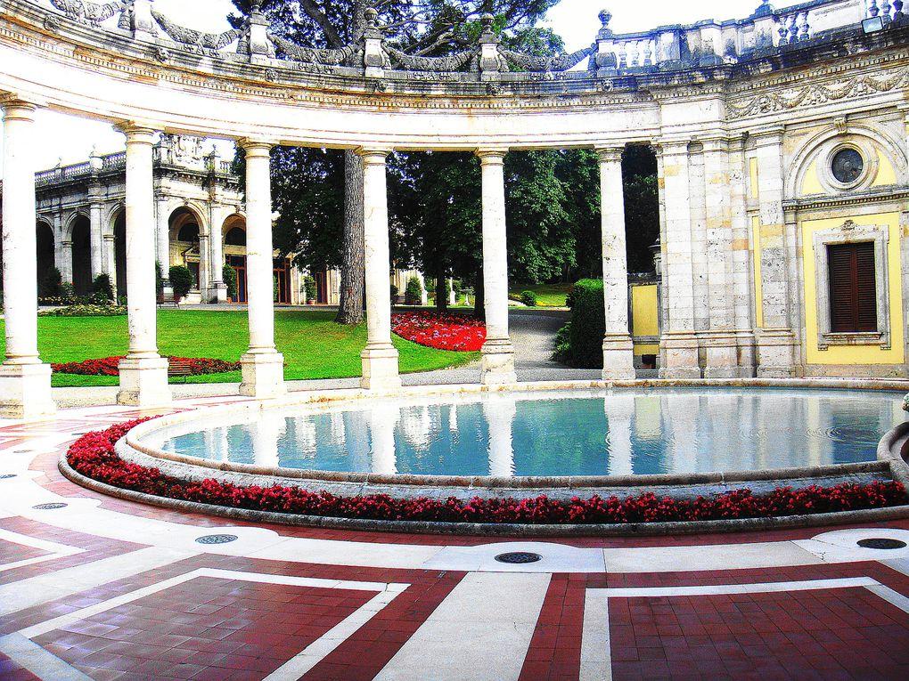 Fin juillet 2011, voyage dans la belle Toscane Italienne.