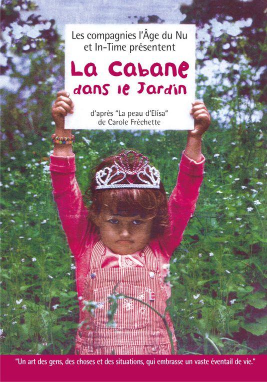 Album - La cabane dans le jardin 2005