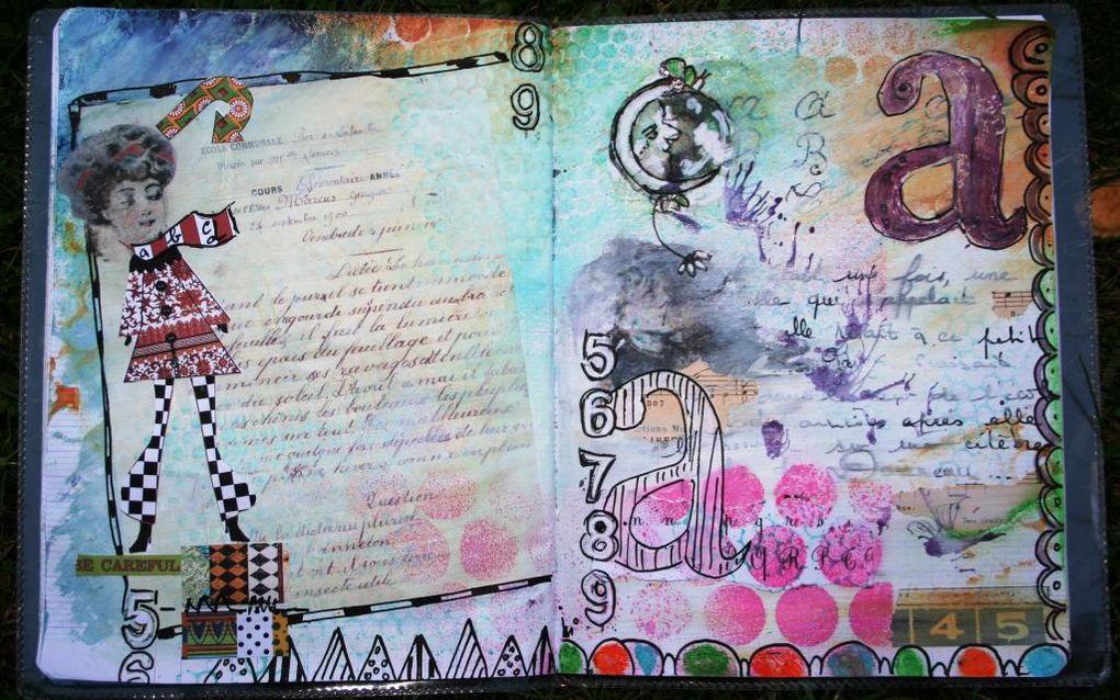 Album - Altered-Book